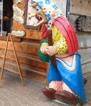 Świętokrzyska Pierwsza Dama Baba Jaga